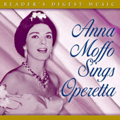 Vilia (The Merry Widow) - Anna Moffo & Lehman Engel Orchestra