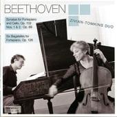 Zivian-Tomkins Duo - Sonata In C Major, Op. 102, No. 1: III. Allegro Vivace