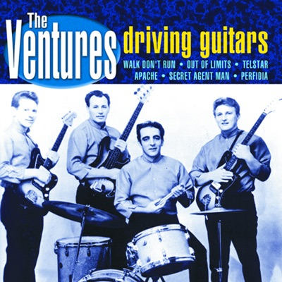 Driving Guitars (Digitally Remastered) - The Ventures