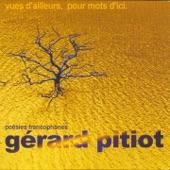 Gérard Pitiot - Couplet de la rue de bagnolet