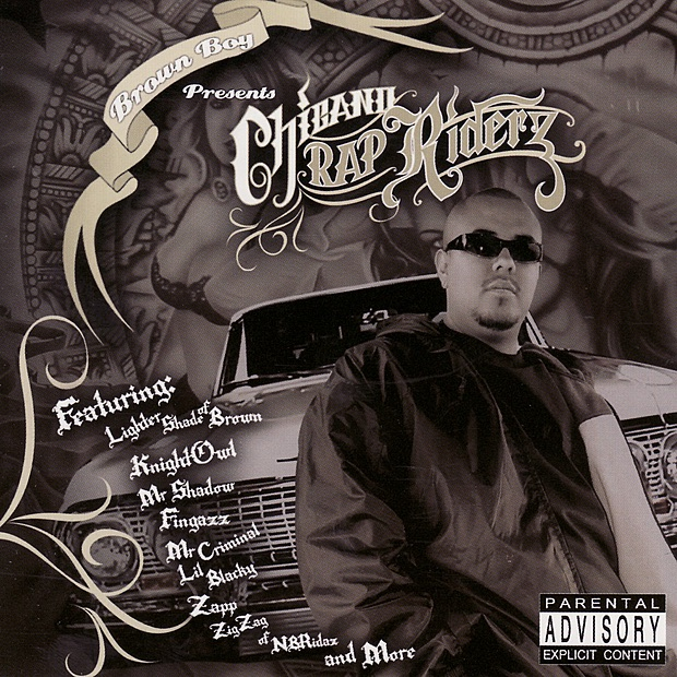Iam A Rider Song: Chicano Rap Riderz By Brownboy On Apple Music