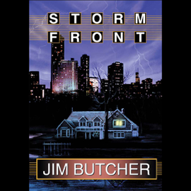 Storm Front: The Dresden Files, Book 1 (Unabridged) audiobook
