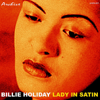 Billie Holiday - Lady in Satin artwork