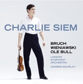 Violin Concerto No.1 in G minor, Op.26 - Charlie Siem, violin - Max Bruch
