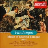 Orchestra Barocca Della Fondazione Scarlatti - Fandango