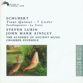 Musik: Franz Schubert (1797-1828): Piano Quintet in A Major, D. 667, 'The Trout': V. Finale. Allegro giusto<br>Medvirkende: Steven Lubin & Academy of Ancient Music