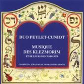 Duo Peylet-cuniot - Suite d'Ezra Bouzkela
