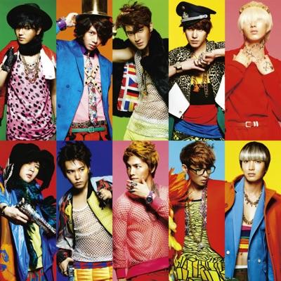 Mr. Simple (Japanese Version) - Single - Super Junior