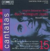 Es Reisset Euch Ein Schrecklich Ende, BWV 90: Chorale: Leit Uns Mit Deiner Rechten Hand artwork