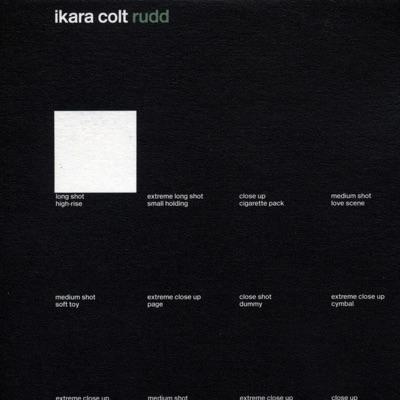 Rudd - EP - Ikara Colt