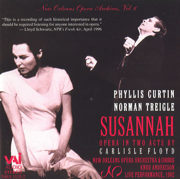 Susannah (Opera In Two Acts) - Phyllis Curtin & Norman Treigle - Phyllis Curtin & Norman Treigle