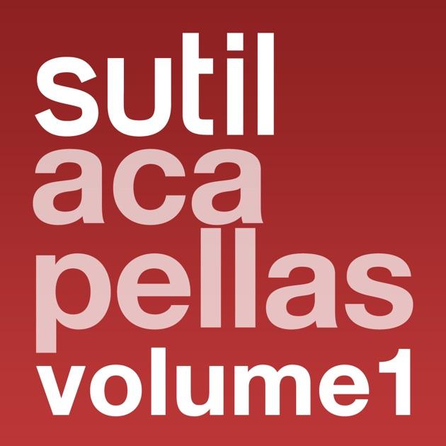 Various - Acapella Mash Ups - Classic Rare & Unreleased Vol 1