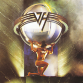 Why Can't This Be Love - Van Halen Cover Art