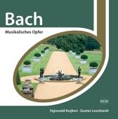 Gustav Leonhardt - BWV 1027 The Musical Offering I. Largo II. Allegro III. Andante IV. Allegro