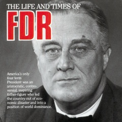 Franklin Delano Roosevelt: Hero of History (Abridged  Nonfiction)