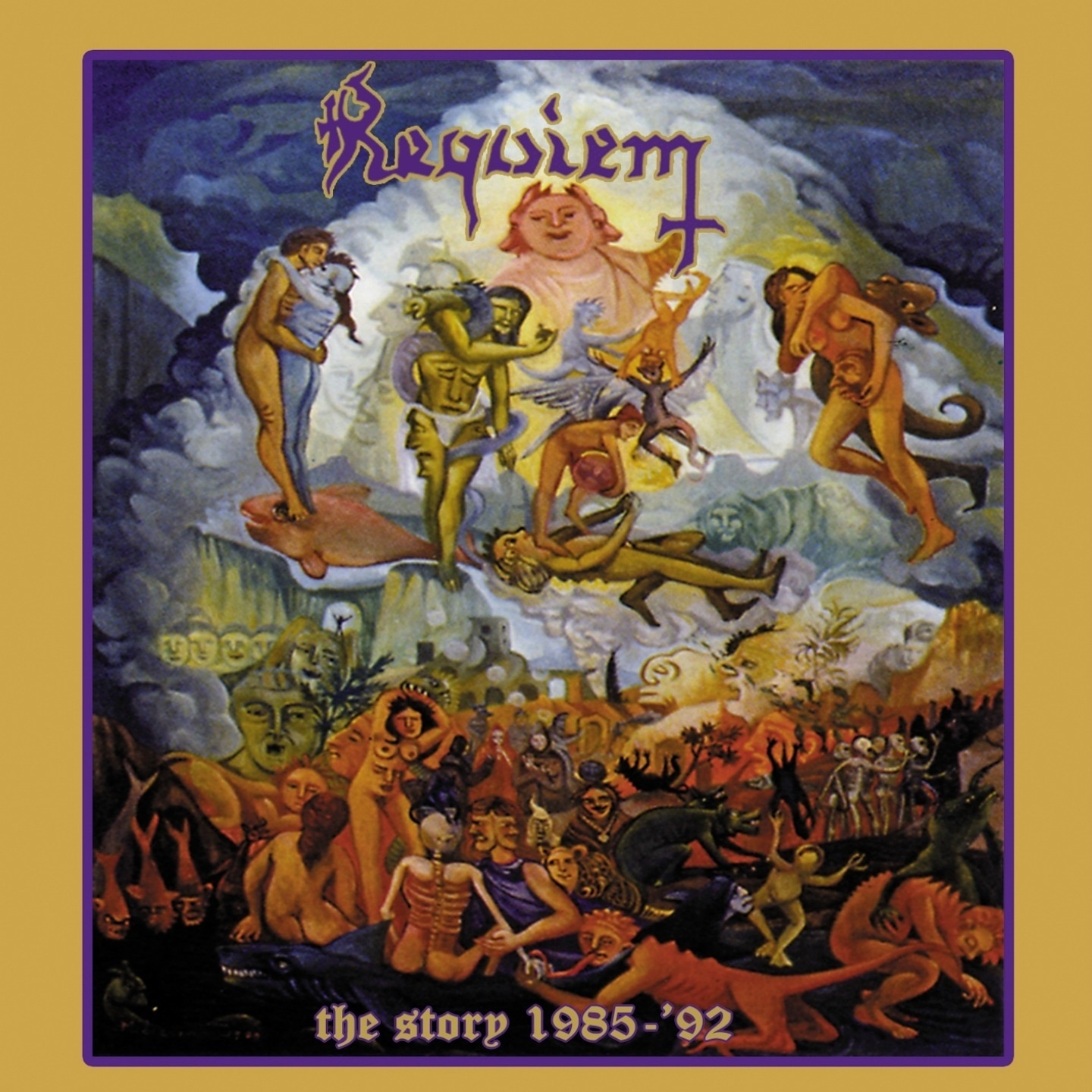 The story 1985-92