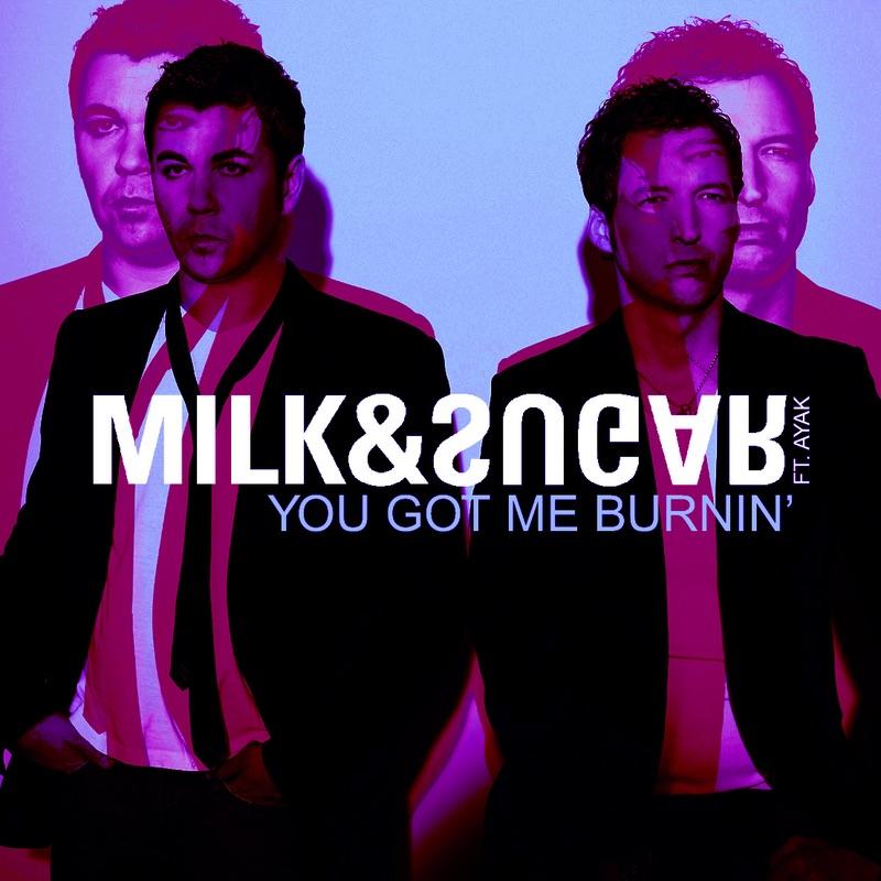 You Got Me Burnin' (Radio Versions)