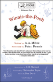 Winnie-the-Pooh: A.A. Milne's Pooh Classics, Volume 1 (Unabridged)