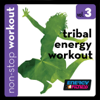 Tribal Energy Workout Music, Vol. 3 (128-129BPM Music for Walking, Fat Burning Cardio & Strength Training) [Workout Remix] - Workout Music By Energy 4 Fitness