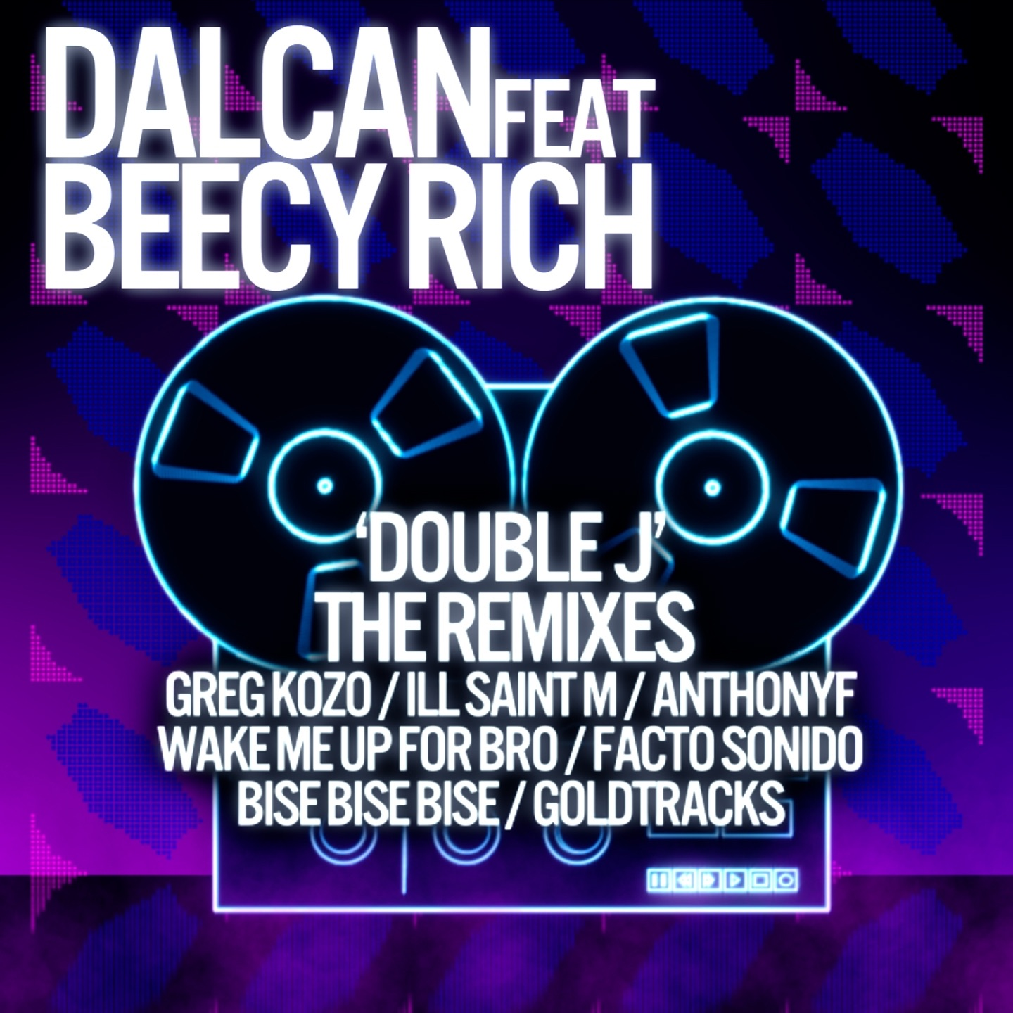 The Way I Do (feat. Beecy Rich) [Wake Me Up For Bro Remix]