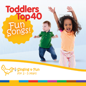 Toddlers Top 40 Fun Songs - The Ultimate Collection