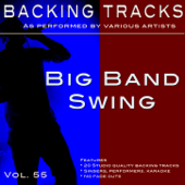 Big Band Swing Vol 55 (Backing Tracks Minus Vocals)