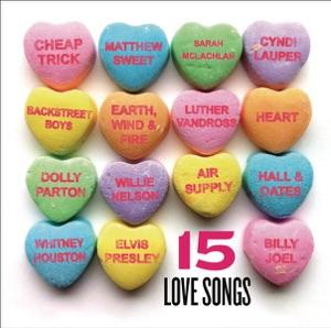 15 Love Songs