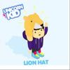 Unicorn Kid - Lion Hat artwork