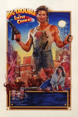 Big Trouble In Little China Watch, Download