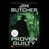 Jim Butcher - Proven Guilty: The Dresden Files, Book 8 (Unabridged)  artwork