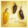 Latin Playboys - Same Brown Earth grafismos