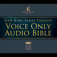 Voice Only Audio Bible - New King James Version, NKJV: (25) Mark (Unabridged)
