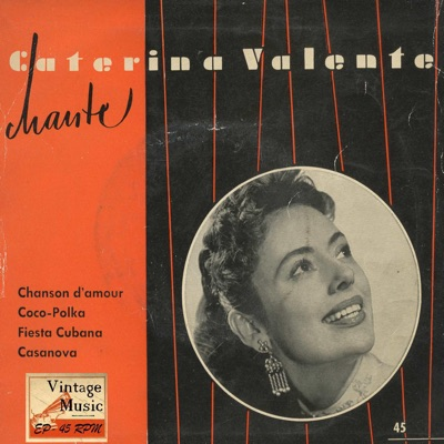 Vintage Pop No.7 - EP - Caterina Valente