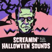 Screamin' Halloween Sounds - Dr. Frankenstein Cover Art