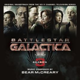 battlestar galactica season 3 original soundtrack from the tv