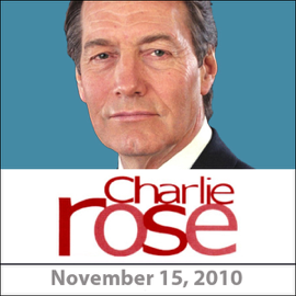 Charlie Rose: Paul Ryan and Ian Bremmer, November 15, 2010 audiobook