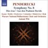Warsaw Philharmonic Choir, Antoni Wit, Ryszard Minkiewicz & Warsaw Philharmonic Orchestra - Penderecki: Symphony No. 8, Dies Irae, Aus Den Psalmen Davids portada