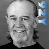 George Carlin with Judy Gold at the 92nd Street Y