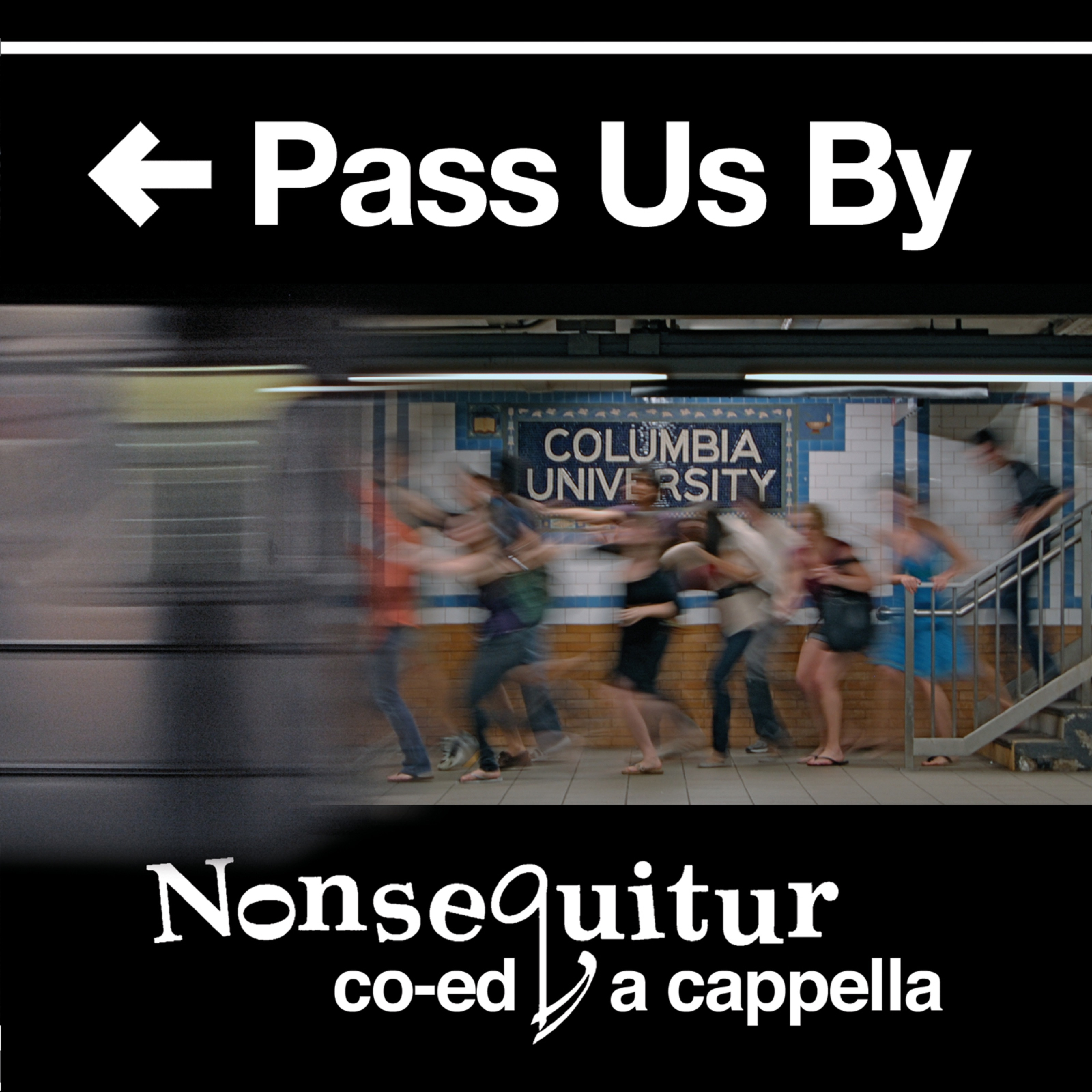Pass Us By (A Cappella)