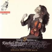 Rachel Podger - Sonate nr.1 in G minor BWV 1001: Adagio