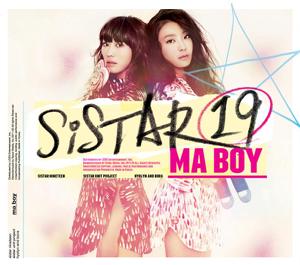 SISTAR19 - Ma Boy (Instrumental)