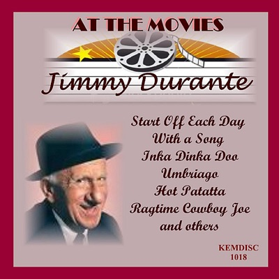At the Movies: Jimmy Durante - Jimmy Durante