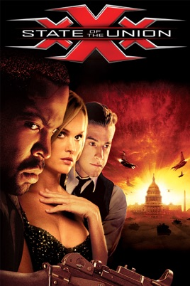 Poster of xXx: State of the Union 2005 Full Hindi Dual Audio Movie Download BluRay 720p