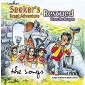 Seeker's Great Adventure & Rescued from the Dragon