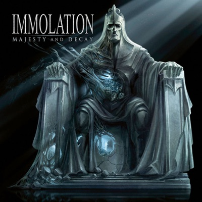Majesty And Decay (Exclusive Bonus Version) - Immolation