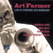 Art Farmer (feat. Harold Land, Bill Bell, Rufus Reid, Albert Heath) - Blue Bossa
