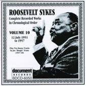 Roosevelt Sykes - Sputnik Baby
