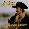 Håkon Banken - Riktige Venner artwork