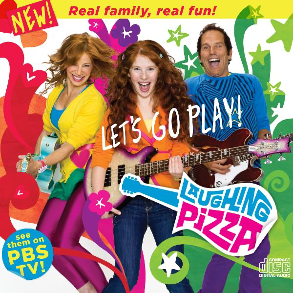 Let's Go Play! by Laughing Pizza on iTunes