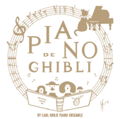 Piano De Ghibli  Studio Ghibli Works Piano Collection-Carl Orrje Piano Ensemble